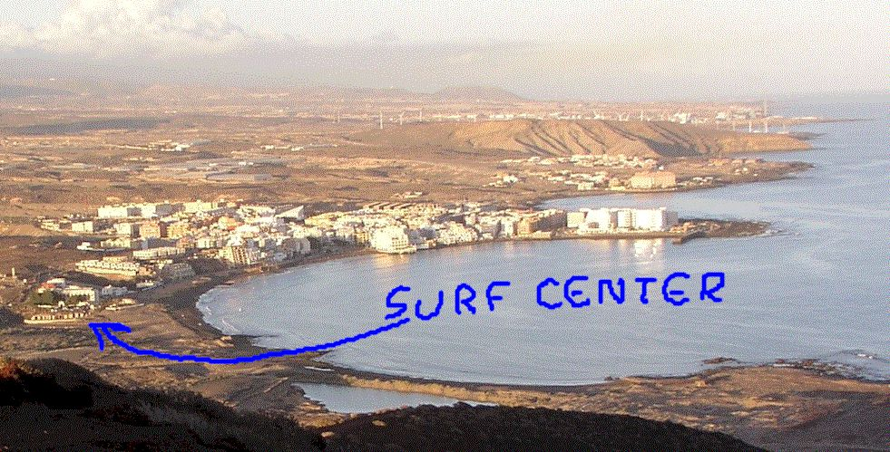 situation SURF CENTER